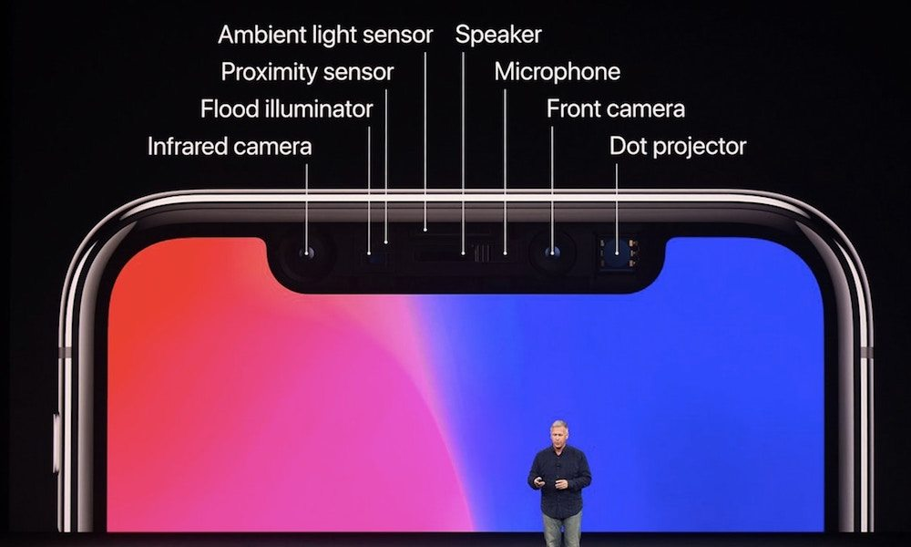 The iPhone X's camera will take years to be copied