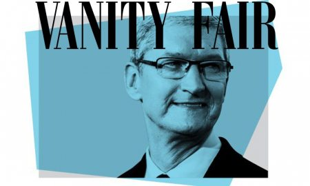 Tim Cook Jumps to No. 3 in Vanity Fair's 'New Establishment List'