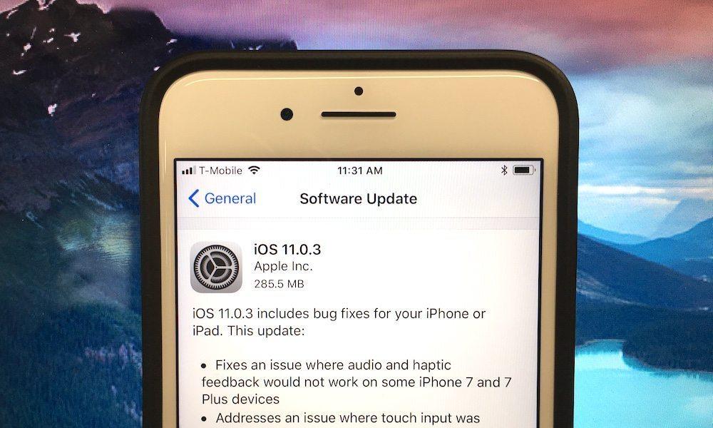 iOS-11.0.3