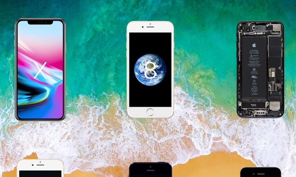 Here's How the iPhone Has Changed Internally Through the Decade