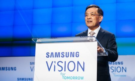Samsung's 'Unprecedented Crisis' Leads Veteran CEO to Resign