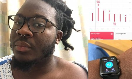 Brooklyn Man Says Apple Watch Detected Abnormal Heart Rate, Saved His Life