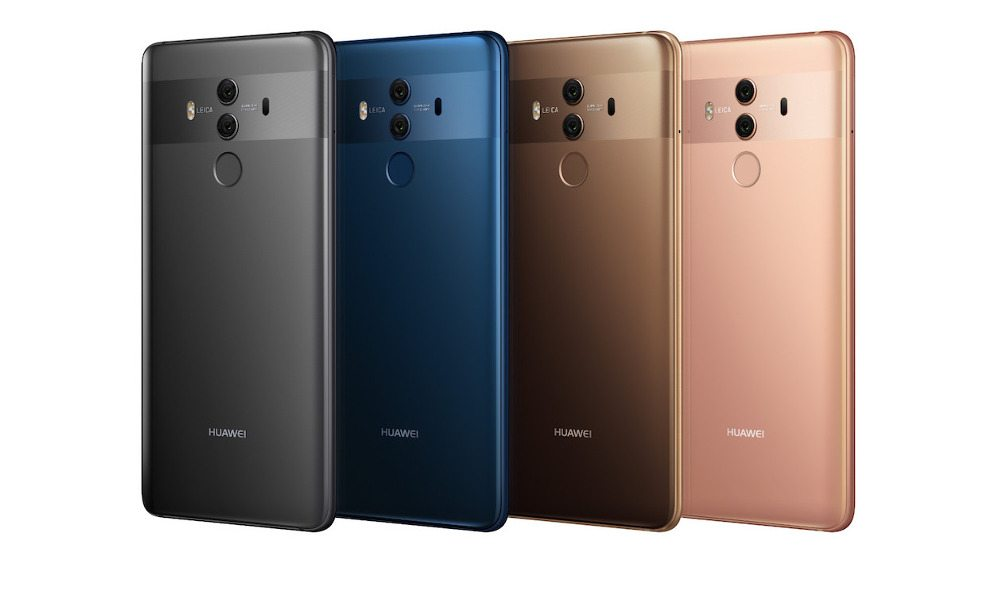 Huawei Steps Closer to Overtaking Apple's iPhone