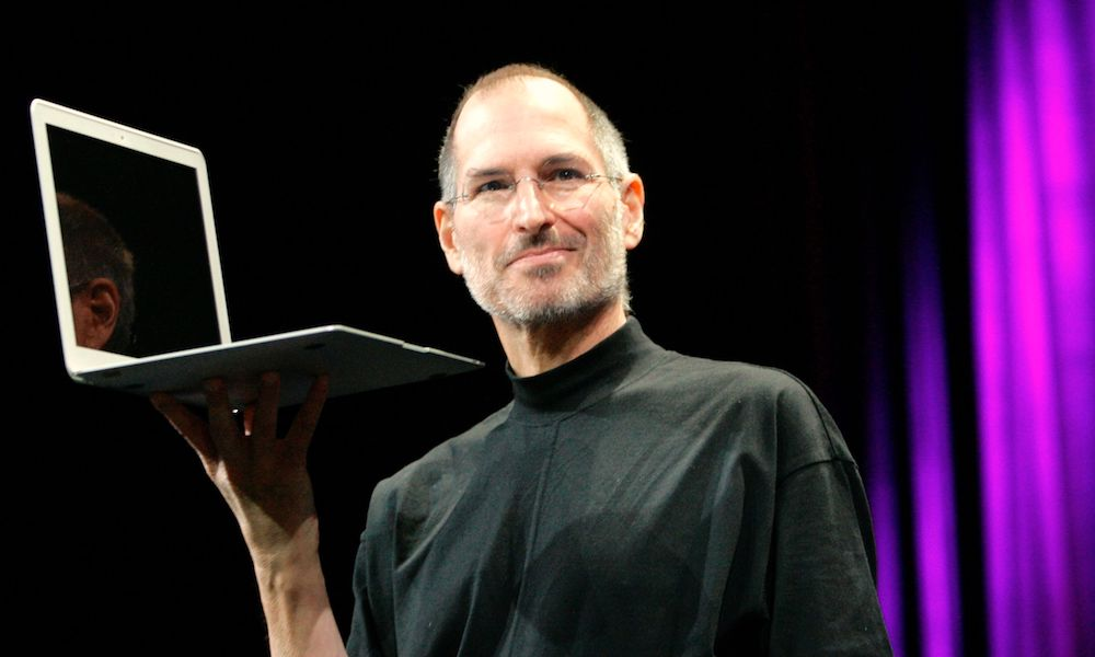 How the 'Coach of Silicon Valley' Determined Steve Jobs Was a Leader