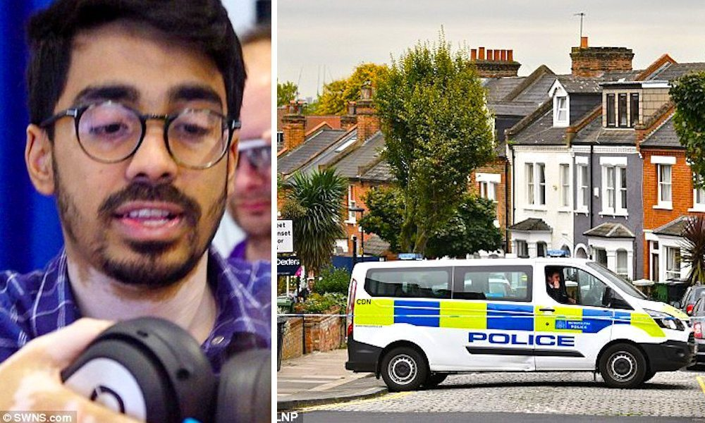 28 Year Old London Charity Worker Murdered for His iPhone 7