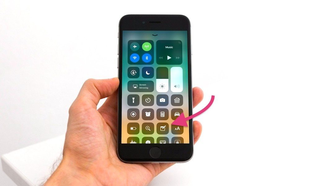 How to Create New Notes from the Lock Screen in iOS 11