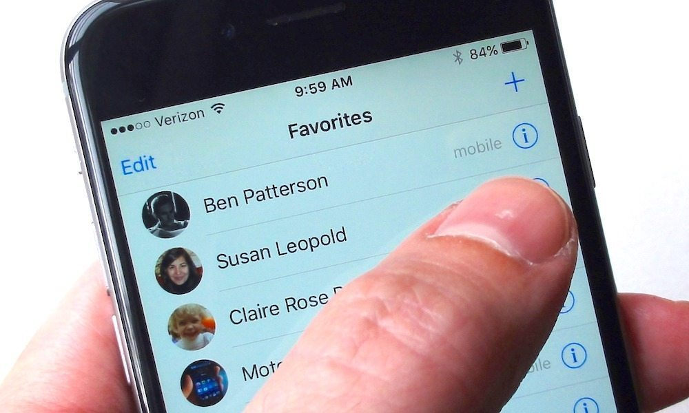 How to Add Photos to All of Your iPhone Contacts Instantly