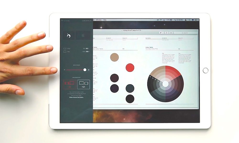This App Could Turn Your iPad's Camera into a Working Button