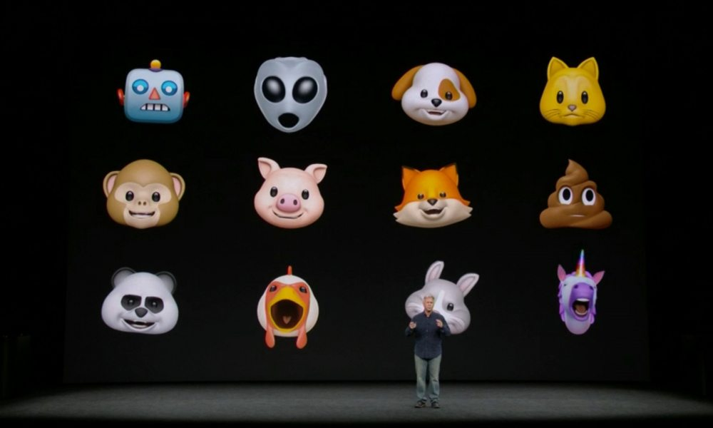 IPhone Animoji