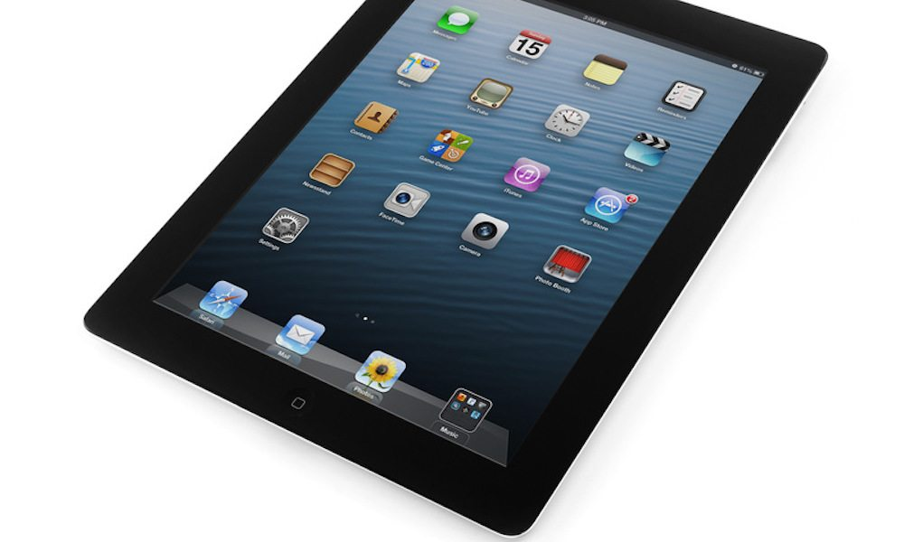 Apple's First iPad with Retina Display Classified Obsolete