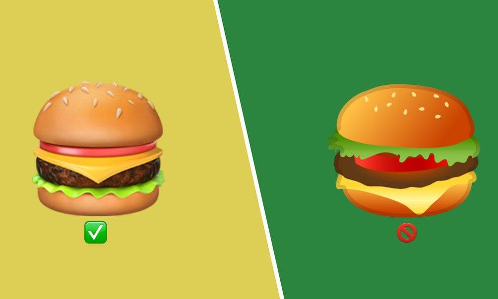Google CEO: We'll Drop Everything to Fix Cheeseburger Emoji