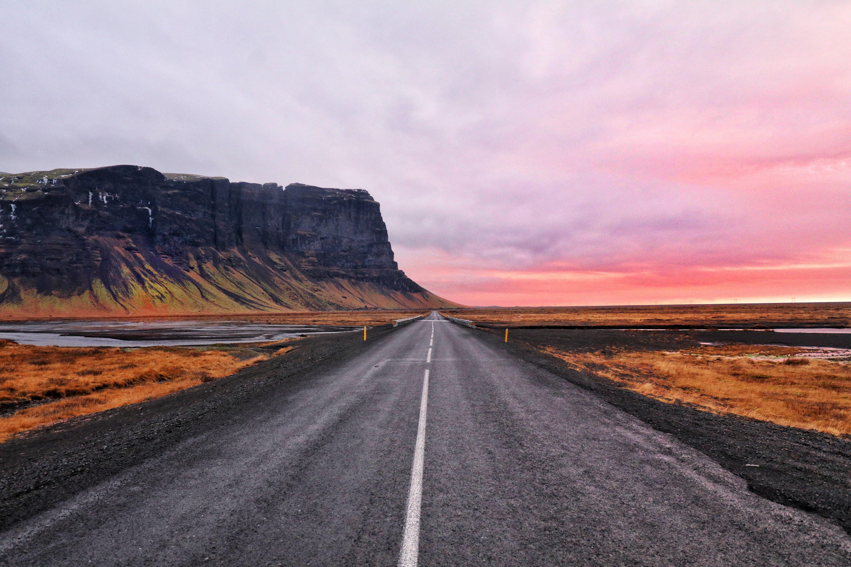 Pin By Reykjavik Reykjavik On Mobile Wallpaper: Open Road IPhone Wallpaper