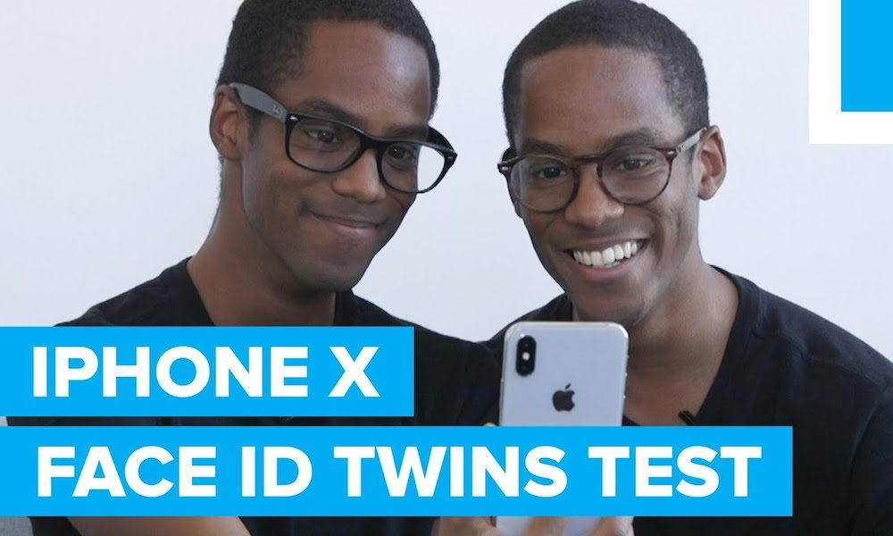 Can iPhone X's Face ID Tell the Difference Between Identical Twins?