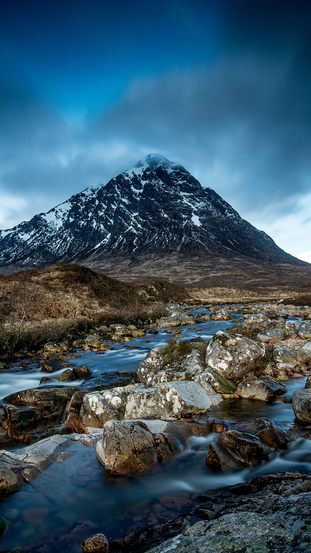Mountain, Rock, Stone iPhone Wallpaper