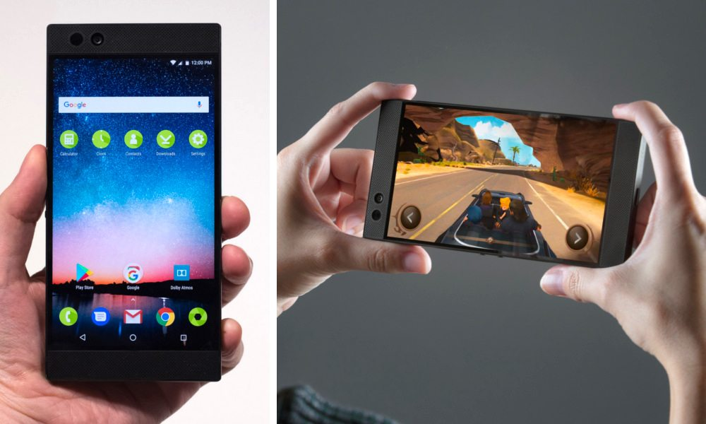 Is Razer Phone Better for Gaming Than iPhone 8 Plus?