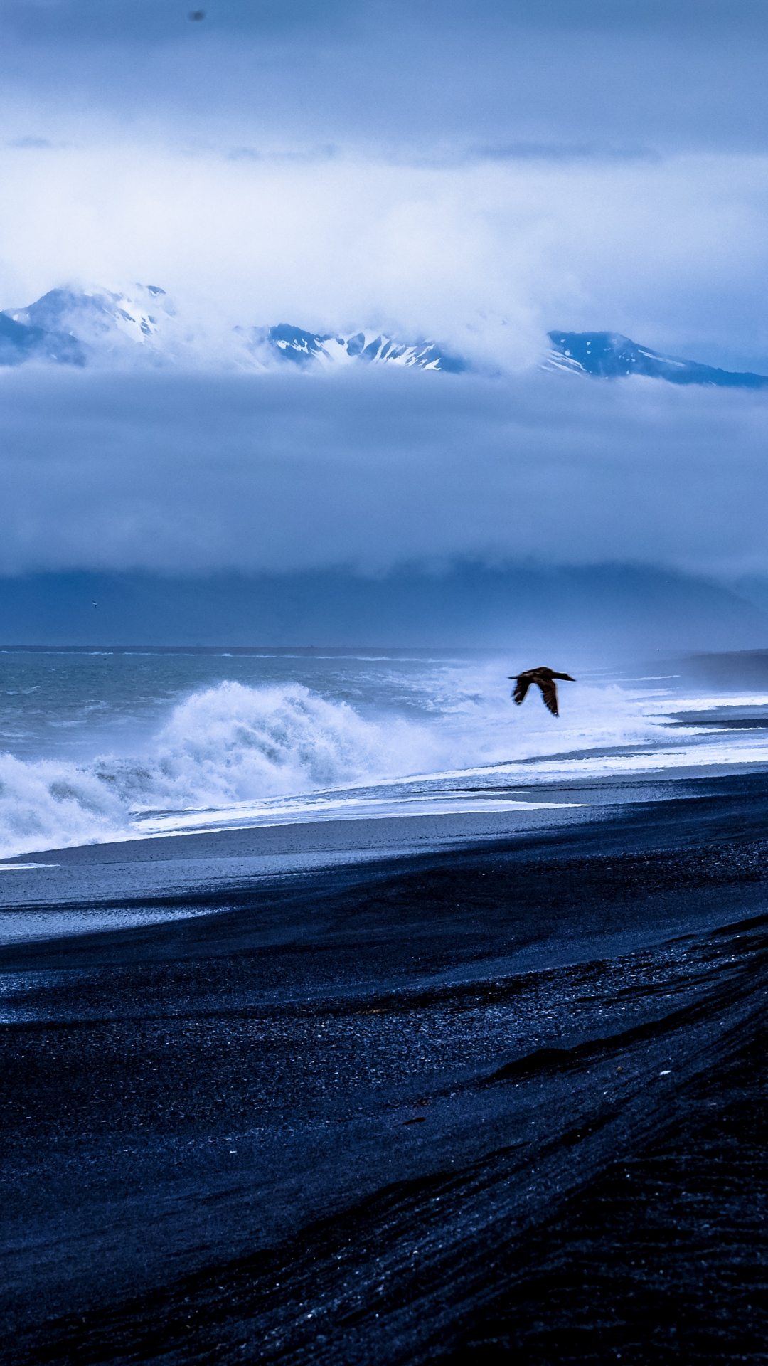 Black Sea iPhone Wallpaper