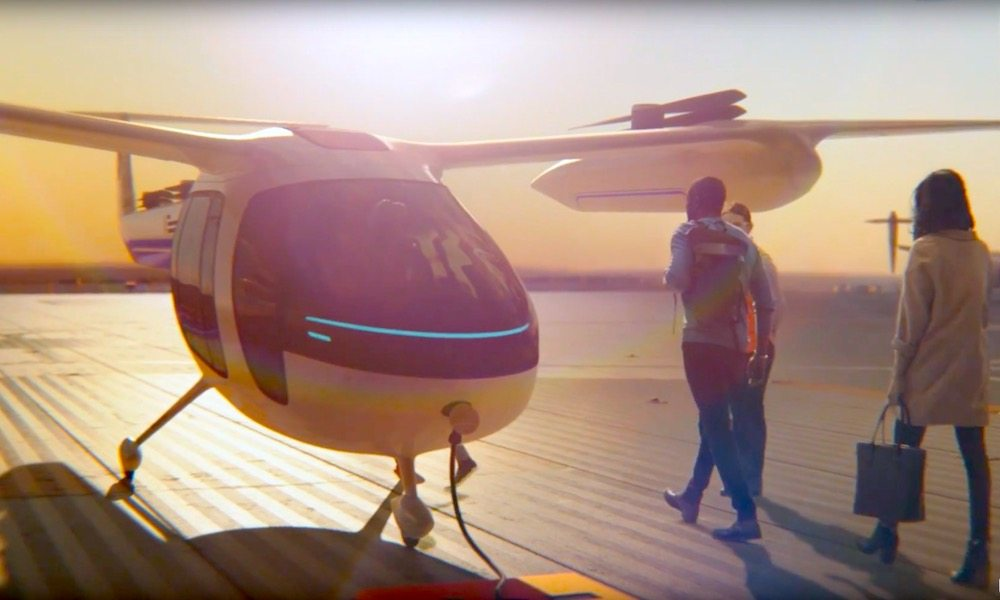 Uber, NASA Team Up to Make Flying Cars Reality By 2020