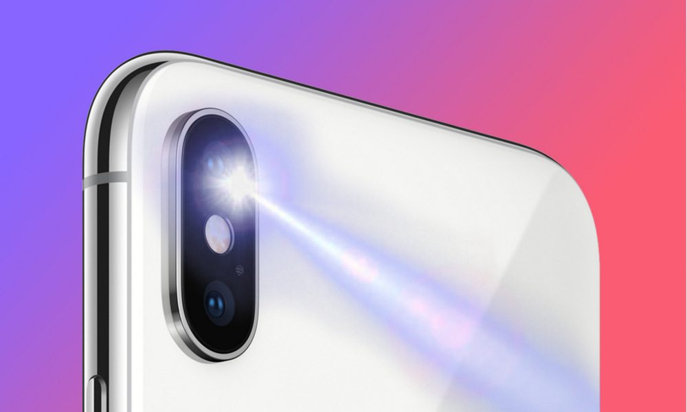 Rear-Facing 3D Laser Camera System Rumored for 2019 iPhones
