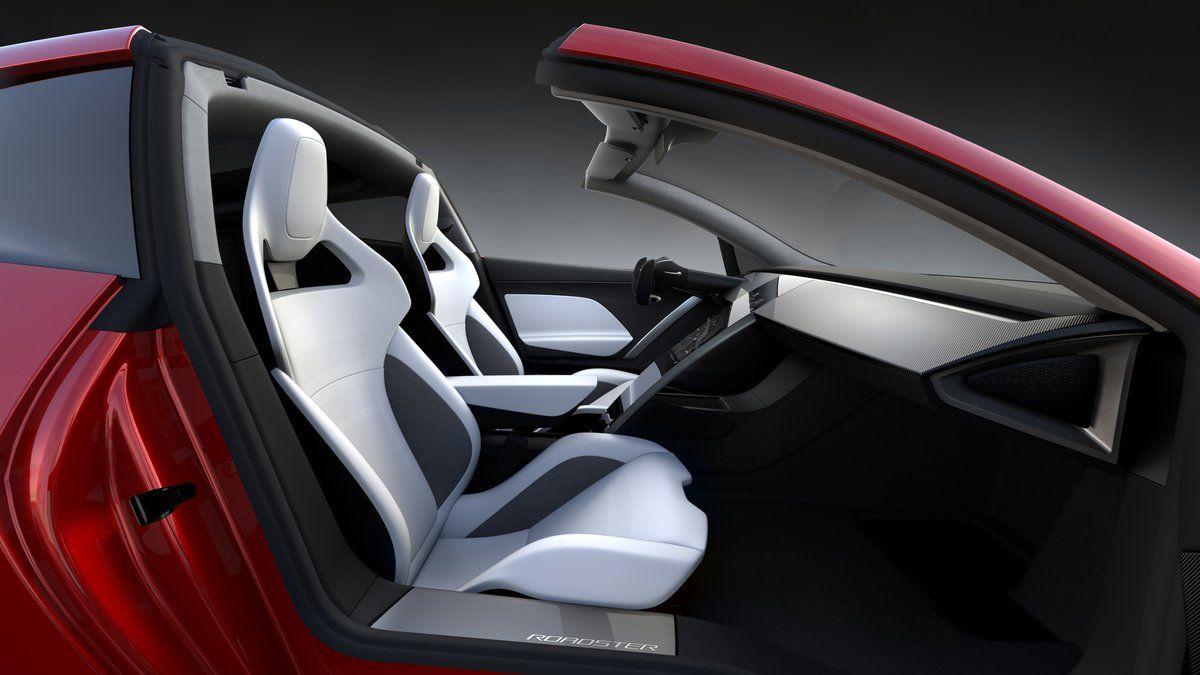 Tesla Unveils New Blazing Fast All-Wheel Drive Roadster