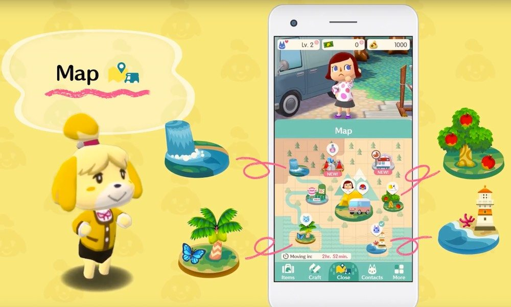 Animal Crossing: Pocket Camp Release Date Announced, And It's Soon