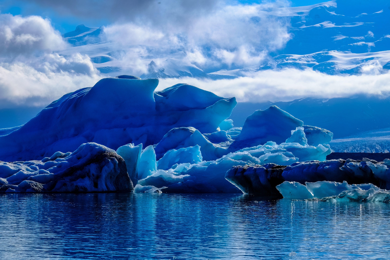 Glacier Lagoon Iphone Wallpaper Idrop News