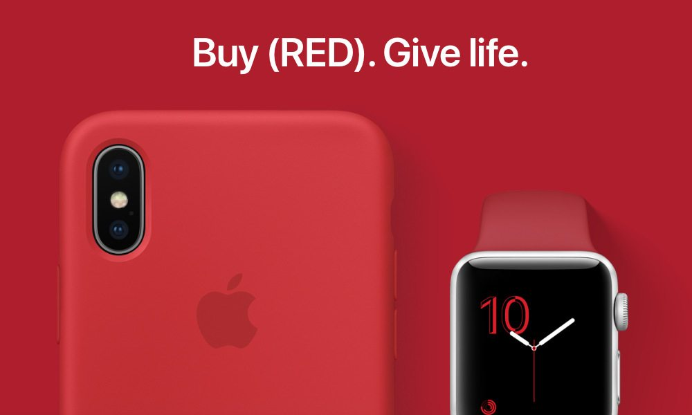 This Year Apple and (RED) Raised a Record $30M for The Global Fund