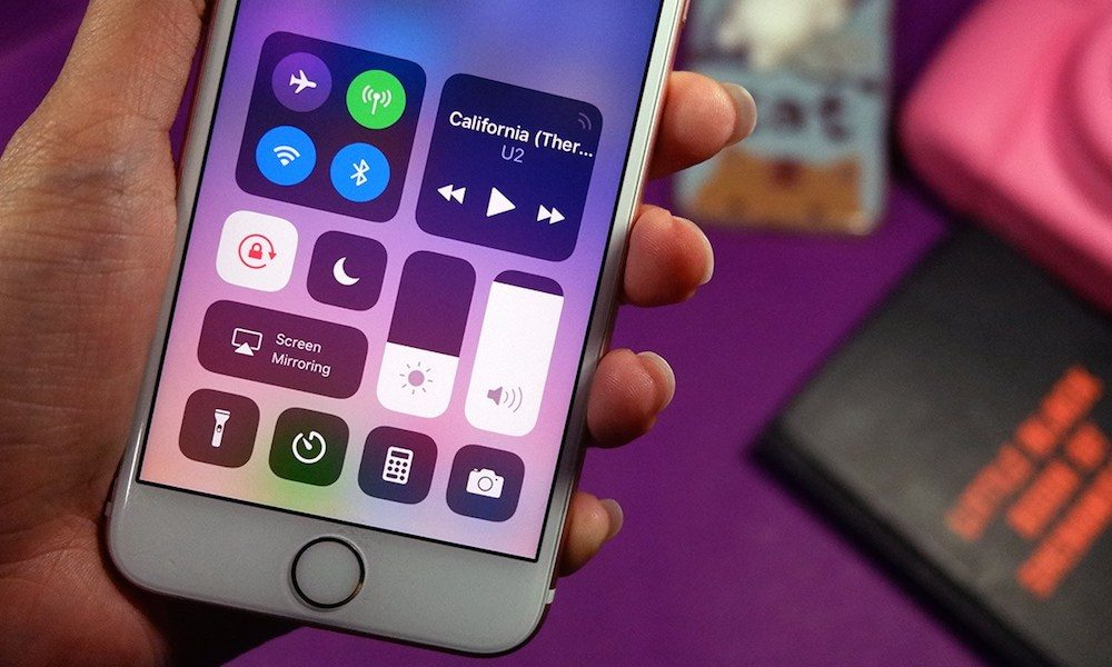 Two Easy Ways to Access AirDrop in iOS 11