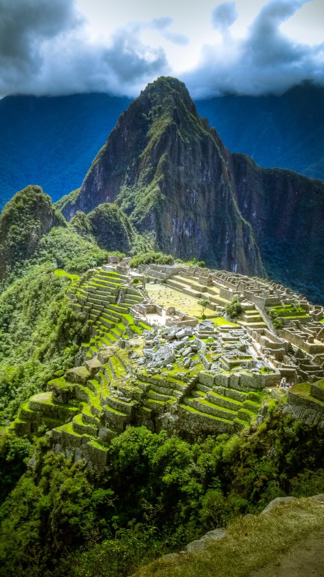 Machu Picchu, Inca iPhone Wallpaper
