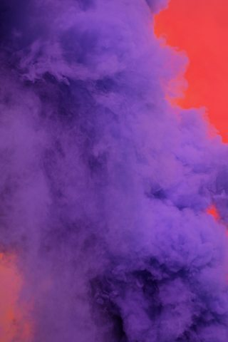 Red-And-Purple-Smoke-iPhone-Wallpaper
