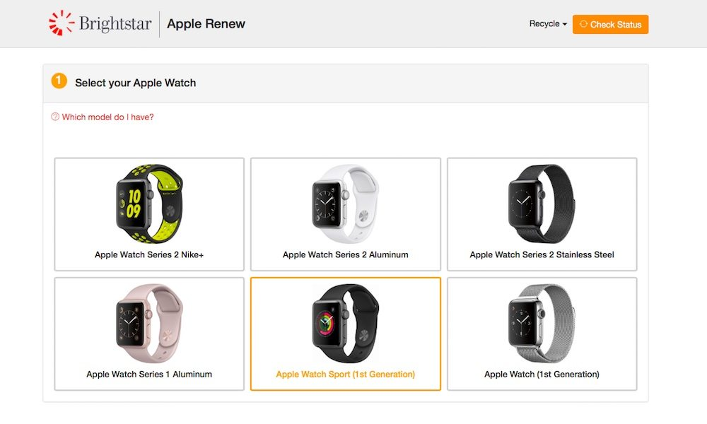 Apple Now Offers up to $175 to Recycle Your Apple Watch