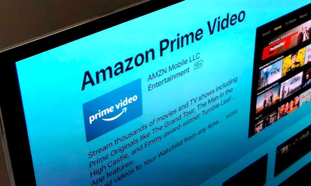 Amazon Prime Video Finally Makes Its Debut on Apple TV