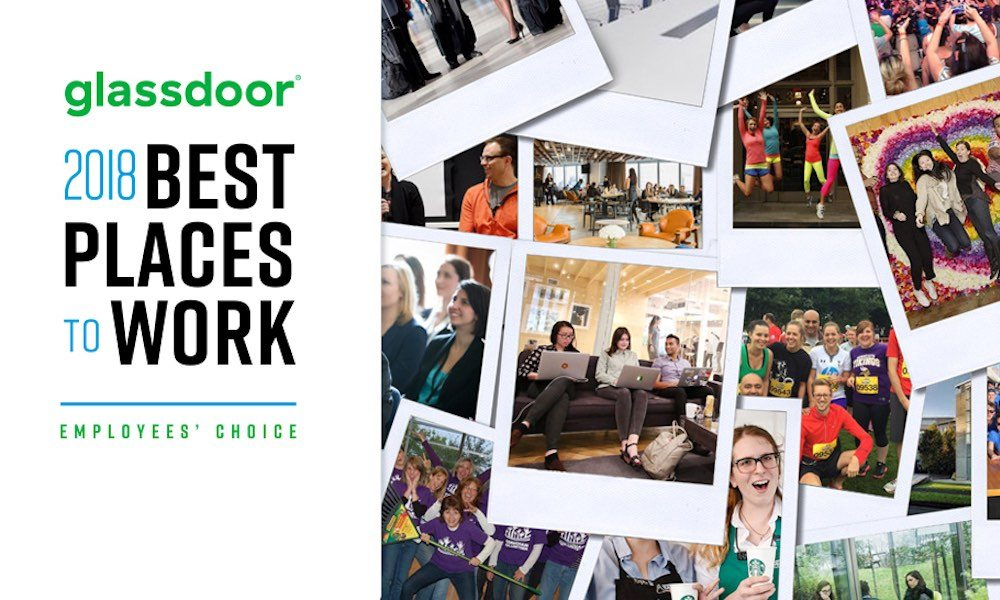 Apple Drops 48 Points on Glassdoor's 'Best Places to Work'