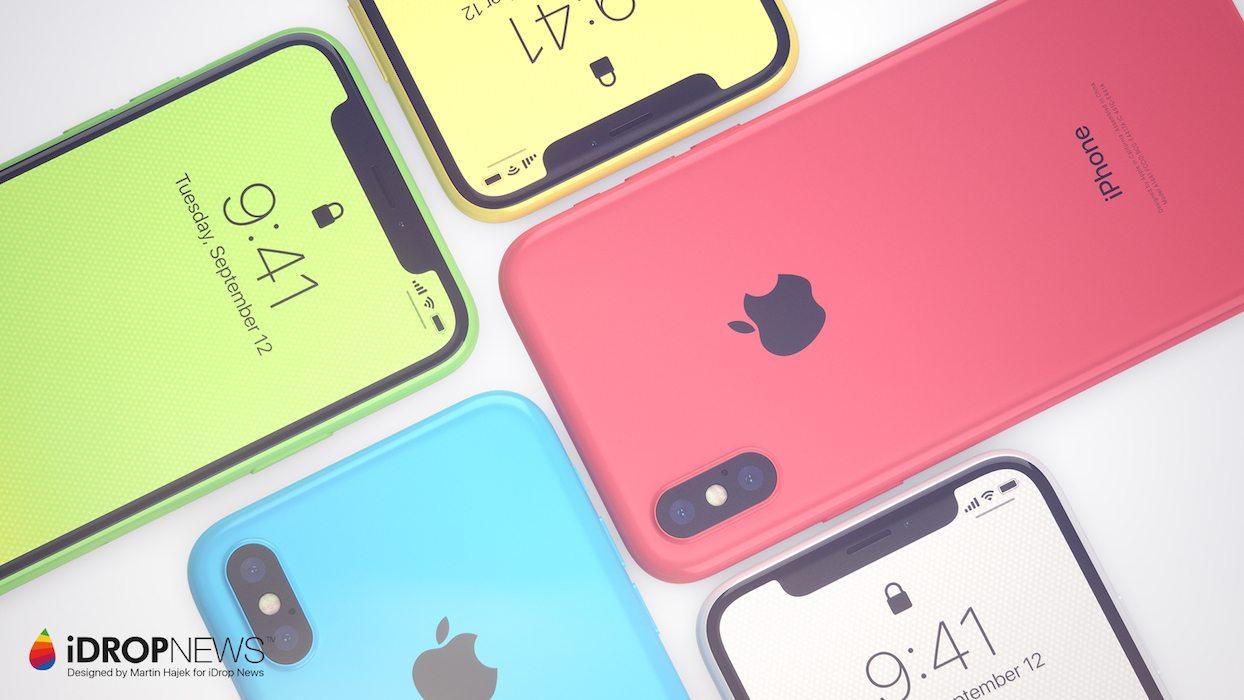 iPhone Xc Concept / iDrop News x Martin Hajek