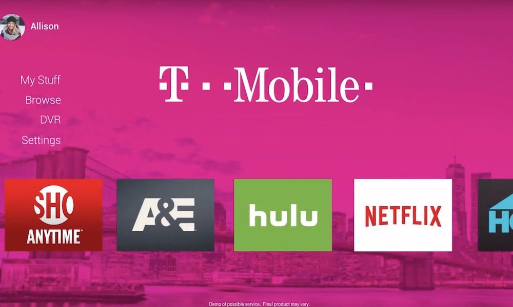 T Mobile Geschäftskunden Service : t mobile announces its own tv streaming service for 2018 ~ A.2002-acura-tl-radio.info Haus und Dekorationen