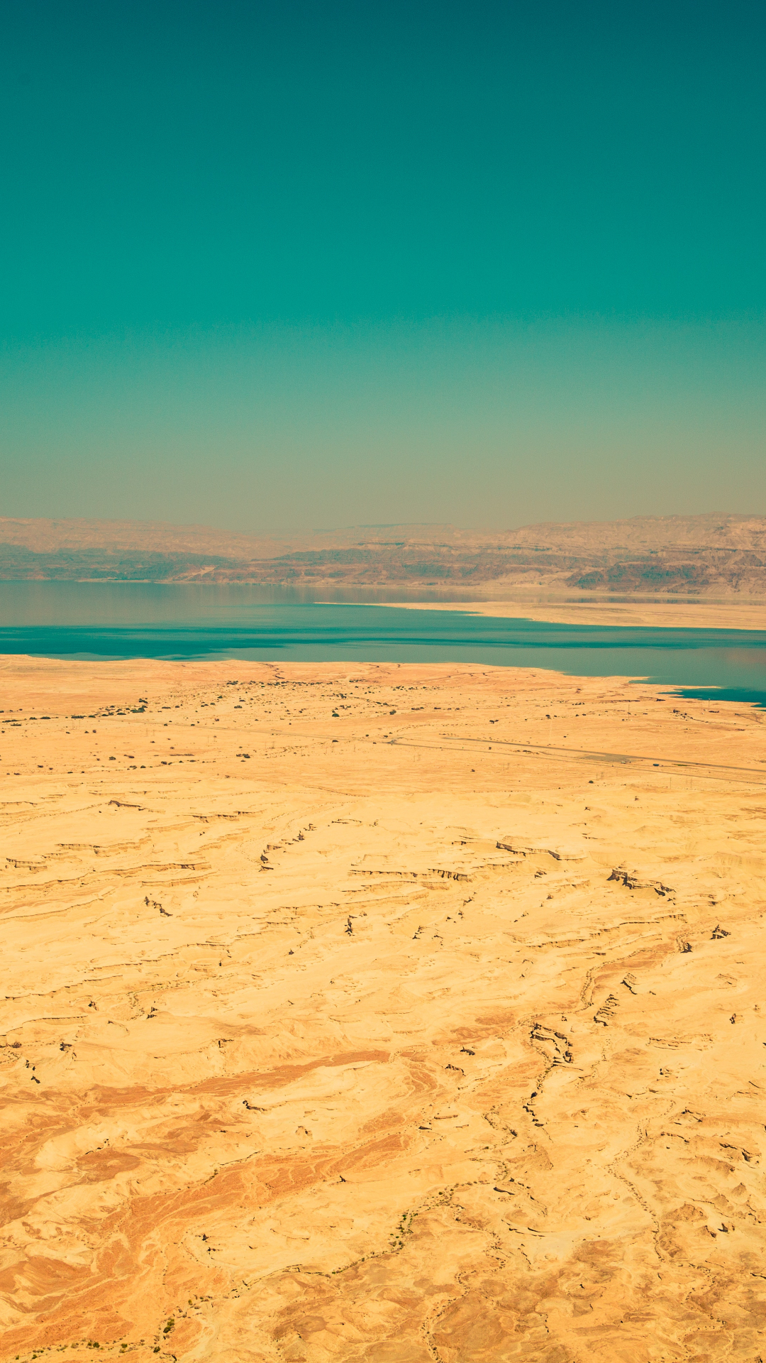Dead Sea iPhone Wallpaper