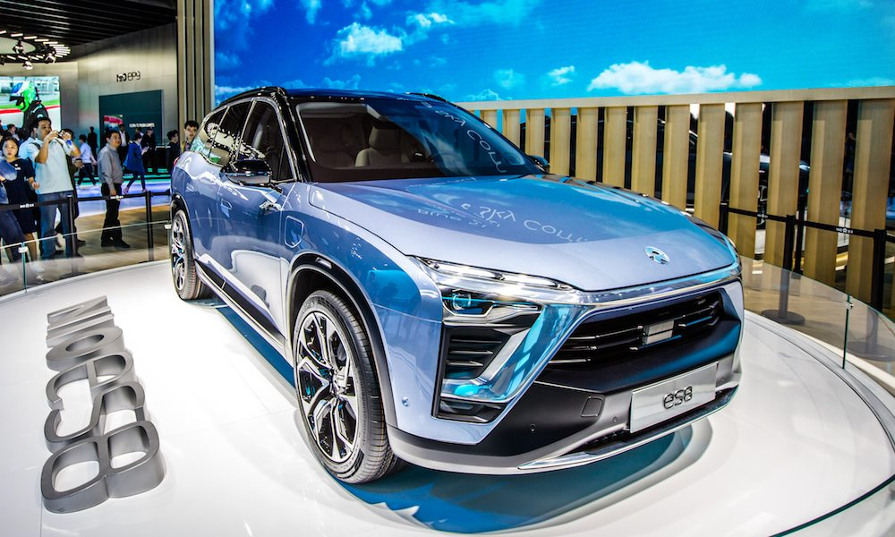 Chinese Startup Launches Electric SUV That's Half the Price of a Tesla