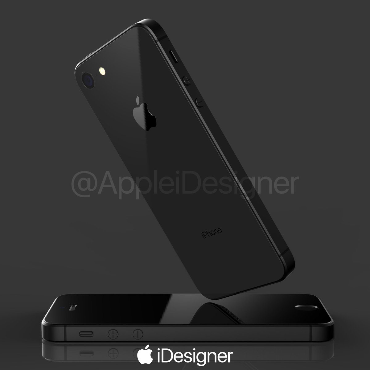 New Renders Visualize Apple's Rumored iPhone SE 2