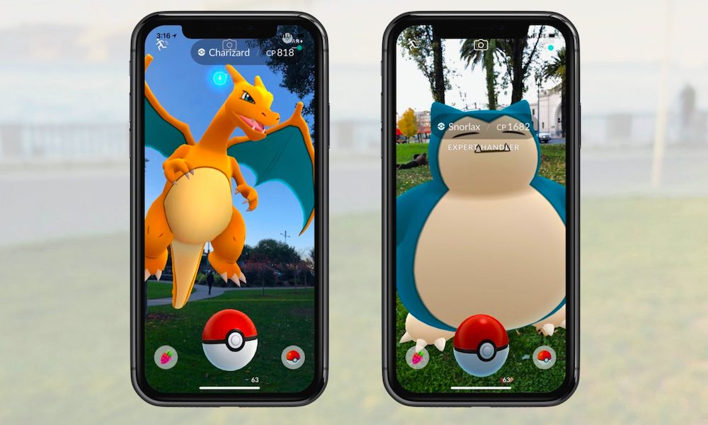 ARKit Support Is Finally Coming to Pokémon GO