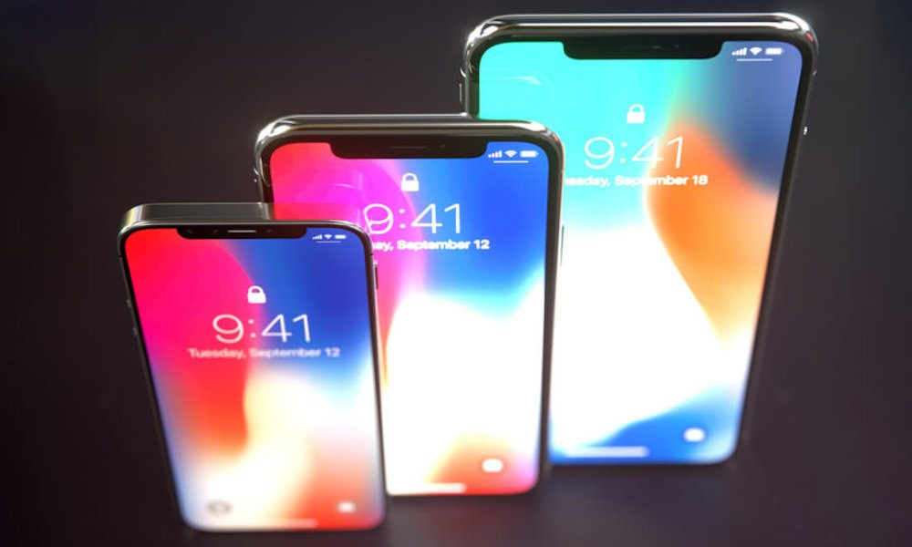 iPhone X Plus Prompts Samsung to Quadruple Apple's OLED Supply