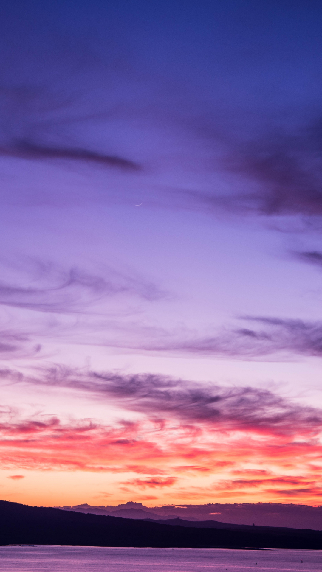 Cloud And Sky HD iPhone Wallpaper