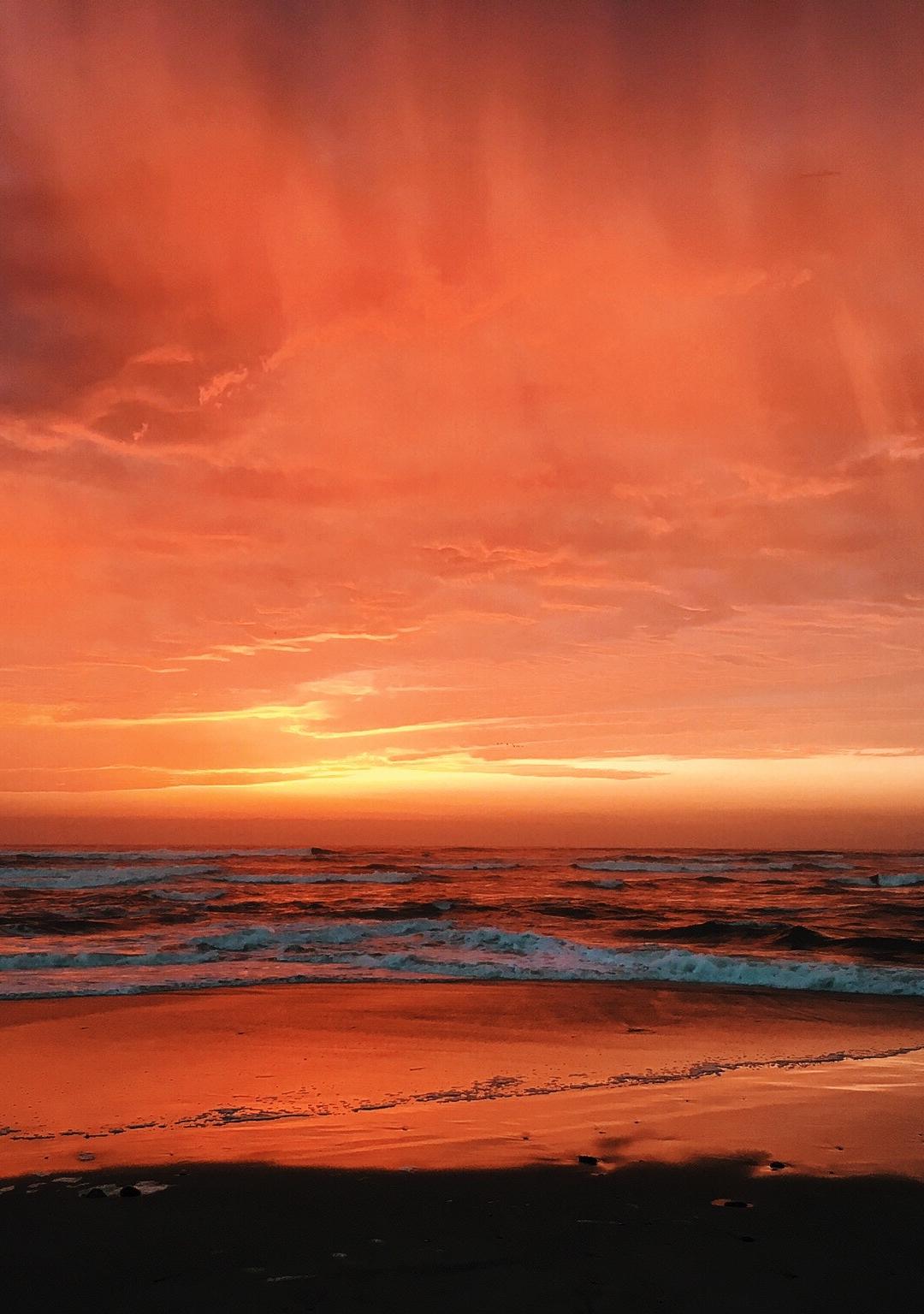 Sunrise HD iPhone Wallpaper
