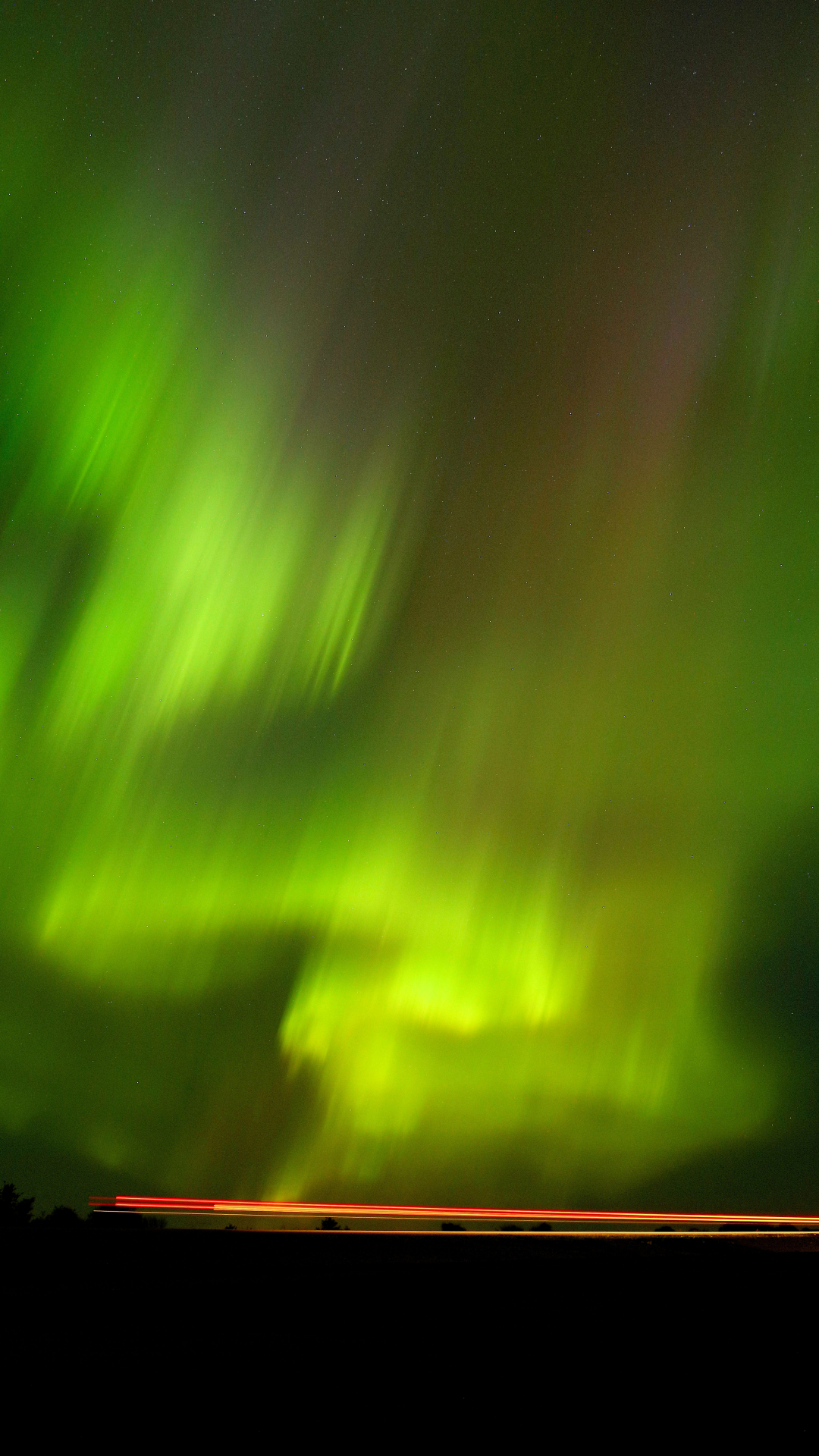 Aurora iPhone Wallpaper