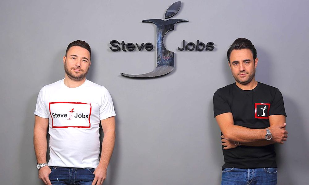 Italian Brothers Win The Right To Name Their Company 39 Steve Jobs 39