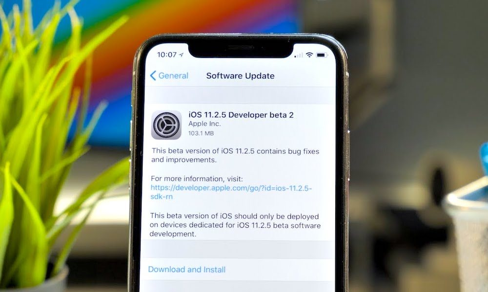 Why iOS 11.2.5 Could Be Apple's Most Important Update in Months
