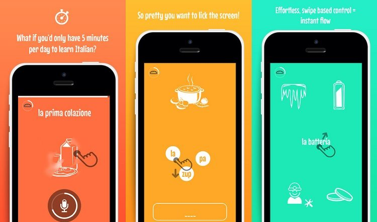 Last Apple Facts: Six Awesome Apps for Learning a New