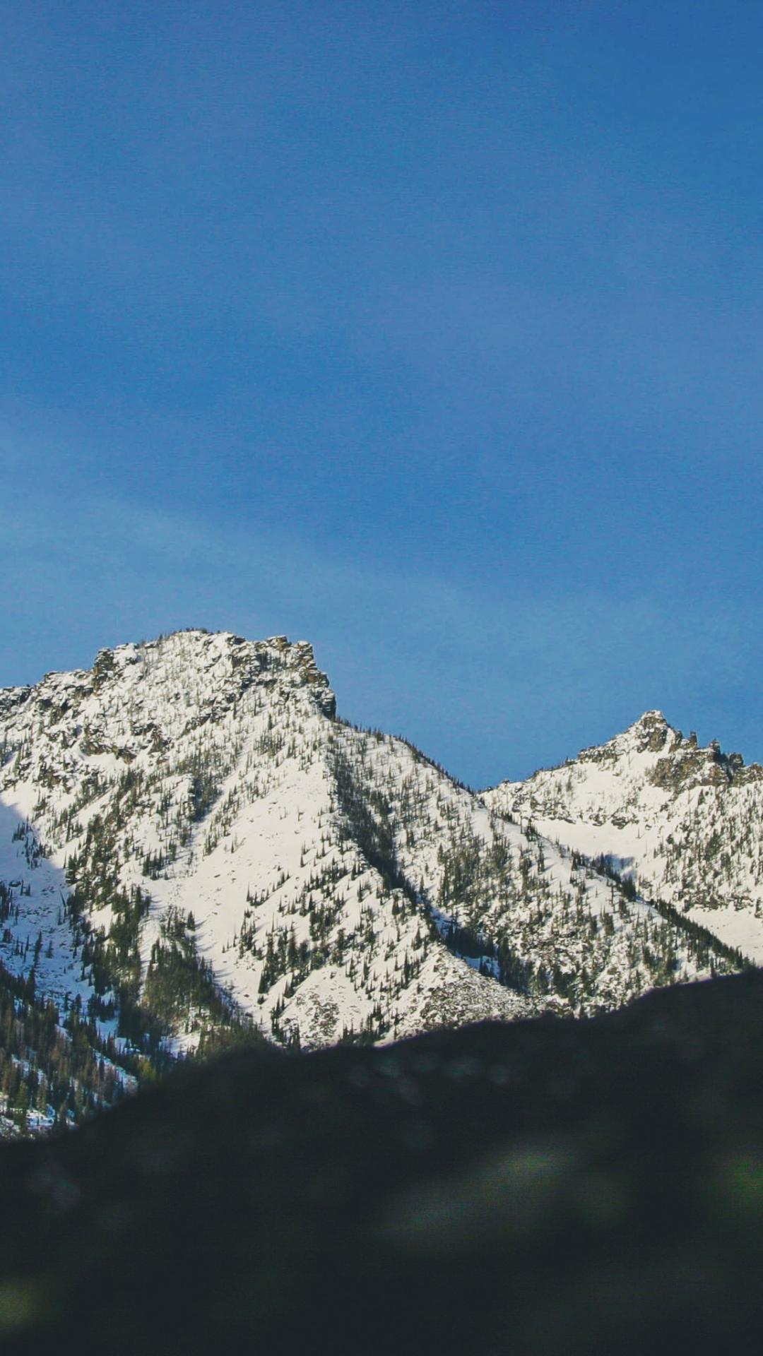 Alpine Landscape iPhone Wallpaper