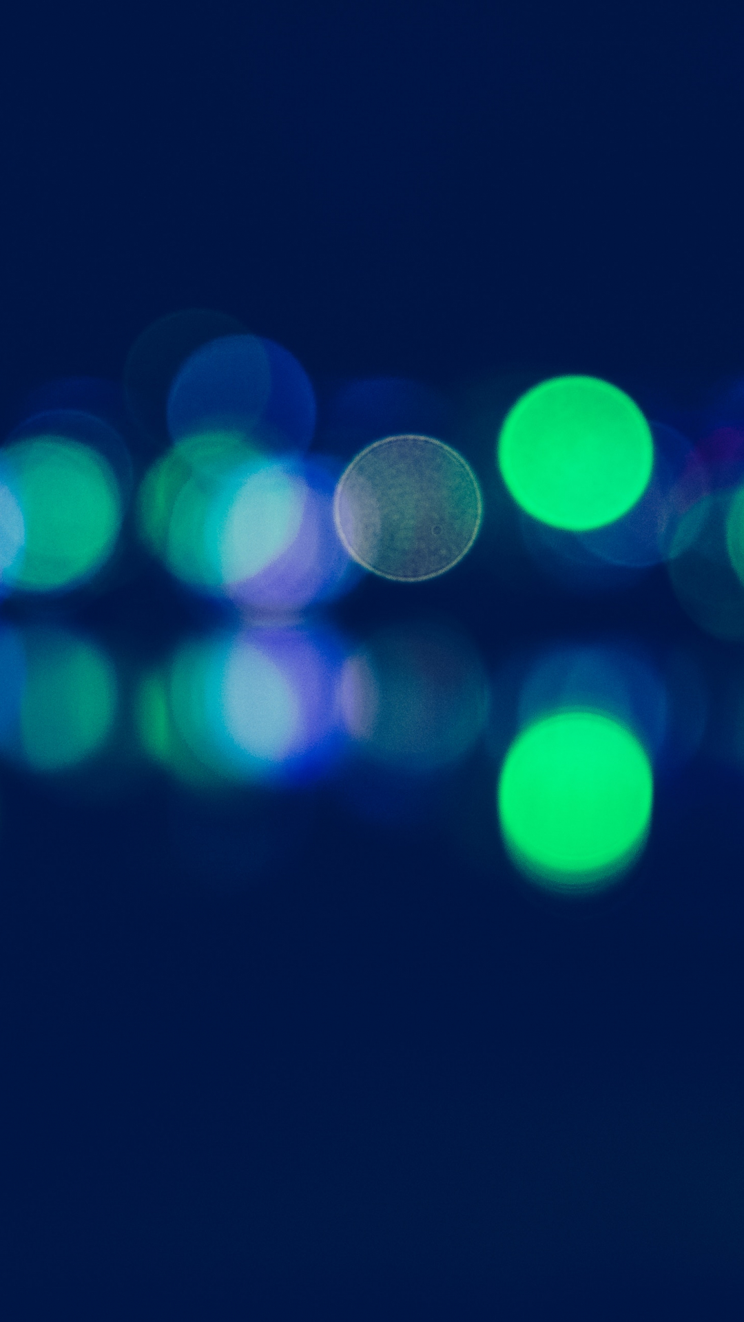 Bokeh And Blur iPhone Wallpaper