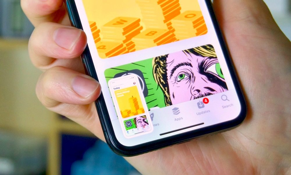 Future iOS Apps Might Kill Your Ability to Screenshot