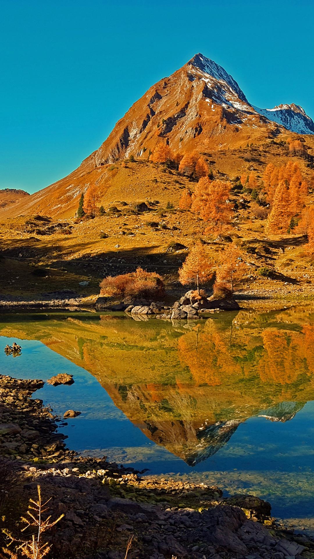 Glegghorn, Switzerland iPhone Wallpaper