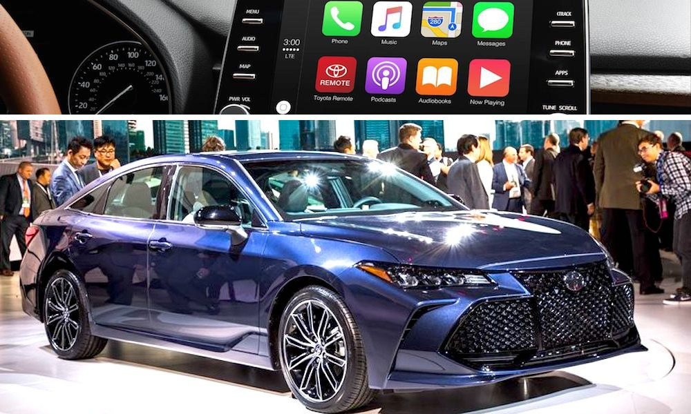 Toyota and Lexus Finally Confirm Apple CarPlay for 2019 Models